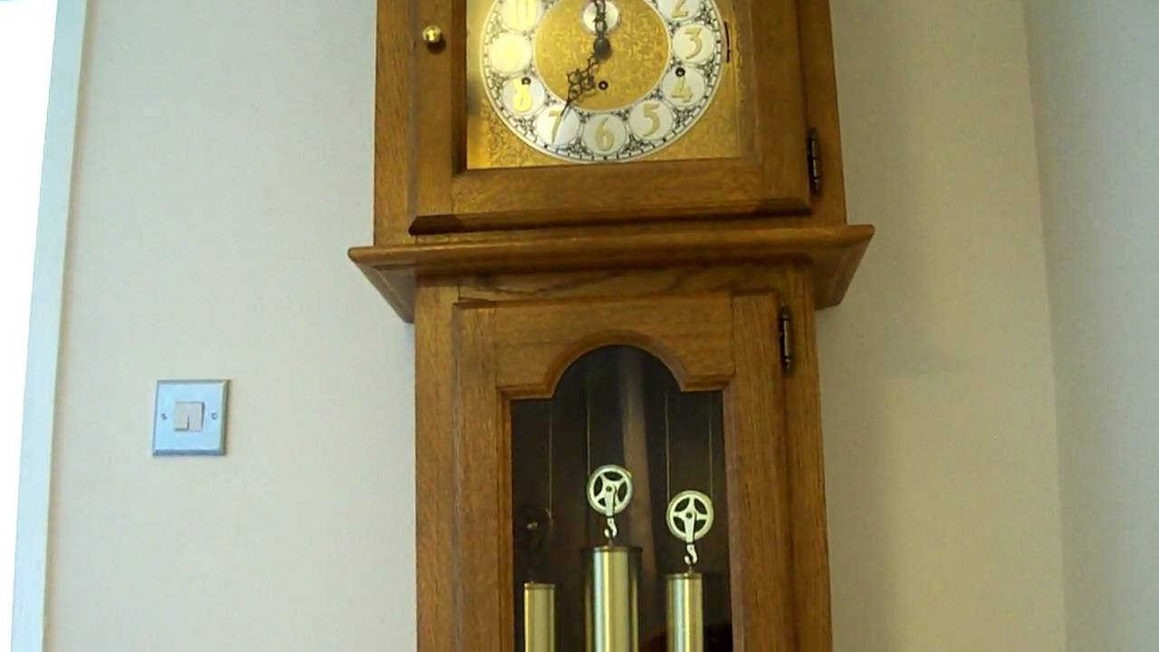 Urgos Westminster Chiming Longcase Grandfather Clock Doovi