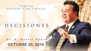 Decisiones - Obispo E. Daniel Ponce