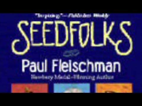 Seedfolks Book Trailer YouTube