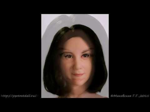создание портретной куклы по фотографии
