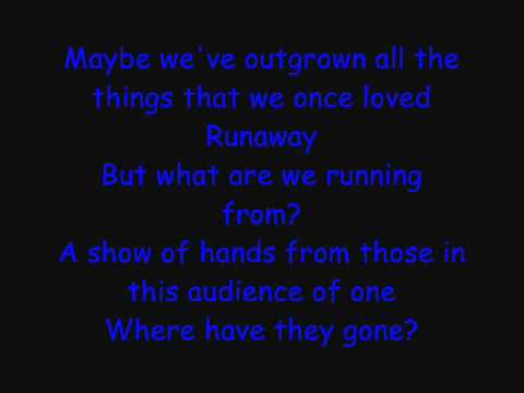 Rise Against: Audience Of One (Lyrics)