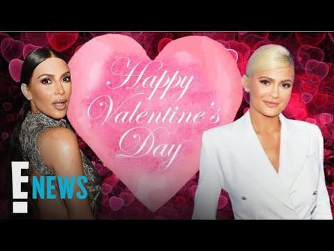 Kim Kardashian & Kylie Jenner's V-Day Gifts Put the Rest to Shame | E! News