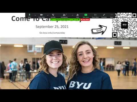 Brigham Young University Idaho 2021 Spring Tour