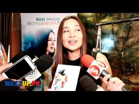 Part 8 Sitti Singles Bossa Nova Trio Album Launch TV Interviews