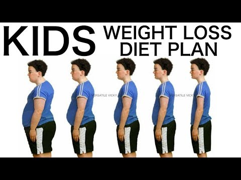 Kids Weight Loss Diet | Children Diet Plan