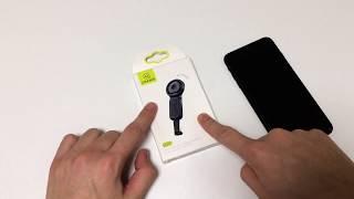 Адаптер для iPhone 7 и выше, lightning и jack 3,5 мм в одном. Маст хэв для блогеров и видеографов