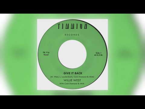 02 Willie West & Cold Diamond & Mink - Give It Back (Instrumental) [Timmion]