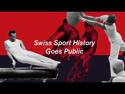 Swiss Sport History Goes Public