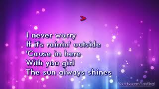 Holy, Steve - Good Morning Beautiful (Karaoke version with Lyrics)
