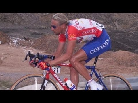 Frank Vandenbroucke - Documental
