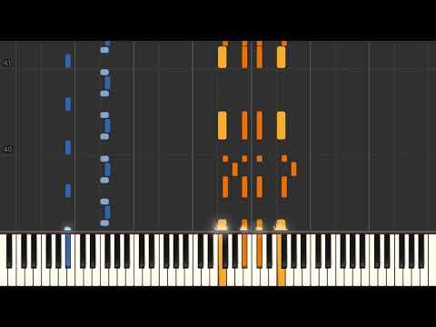 Asia Minor (Kokomo) - Piano tutorial
