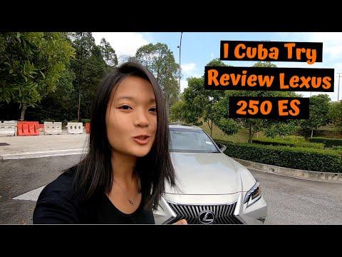 I Cuba Test Try Review 2020 Lexus ES 250 Dalam Bahasa Melayu | EvoMalaysia