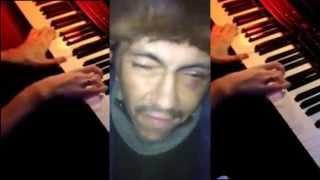 МС Сайлаубек - i love you (piano extended remix) на пианине