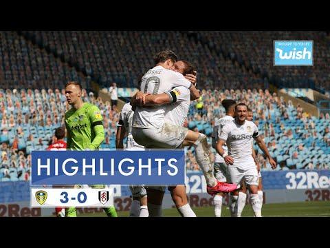 Leeds Fulham Goals And Highlights