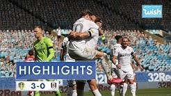 Highlights: Leeds United 3-0 Fulham | 2019/20 EFL Championship