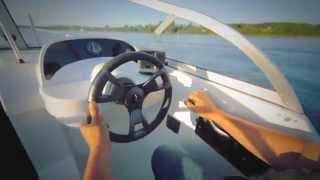 Видео катера
