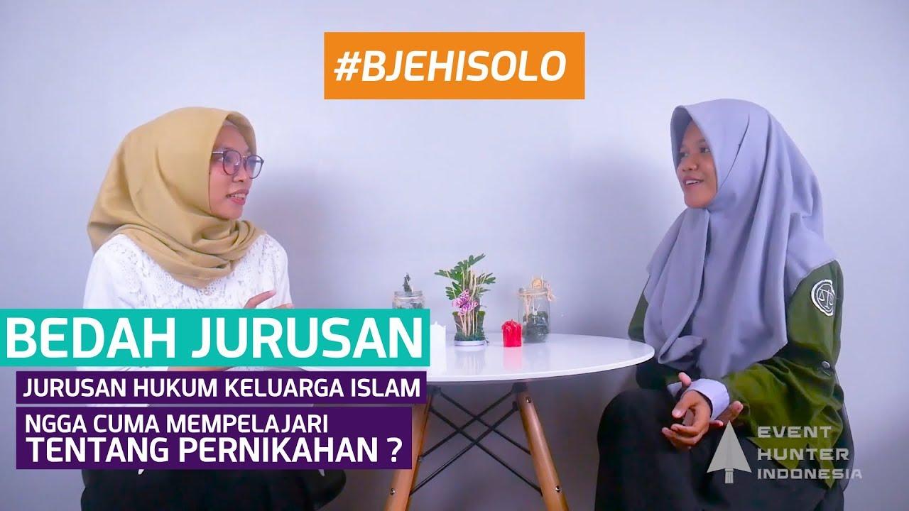 Jurusan Hukum Keluarga Islam Ngga Cuma Mempelajari Tentang