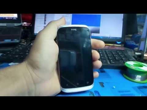 طريقة فورمات HTC Desire x hard reset