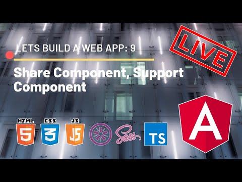 🔴 Lets Build A Web App LIVE Episode 9 With Dylan Israel