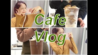 ENG)cafevlog/마시그레이 알바생/ 카페 알바/…