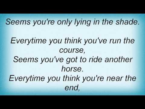 Eric Clapton - Another Ticket Lyrics