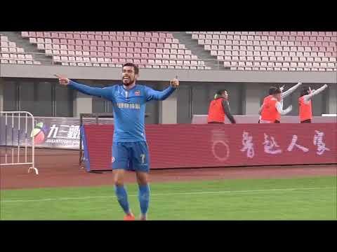 2018 CHA League one   Round 2   Zhejiang Yiteng FC vs Wuhan ZALL