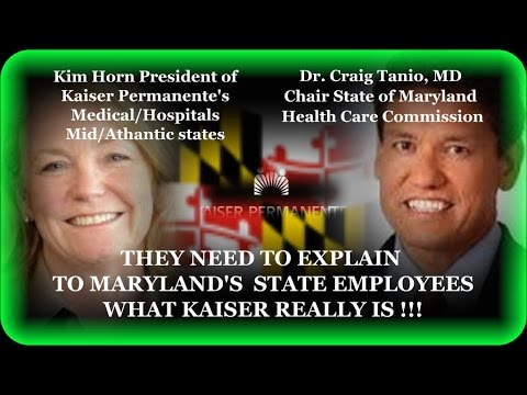 Kaiser Permanente Crimes How The Body Parts Of 9.1 Million Patients Are Used To Make Billions...