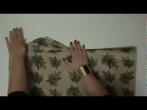 weihnachts tutorial flasche als geschenk verpacken youtube. Black Bedroom Furniture Sets. Home Design Ideas