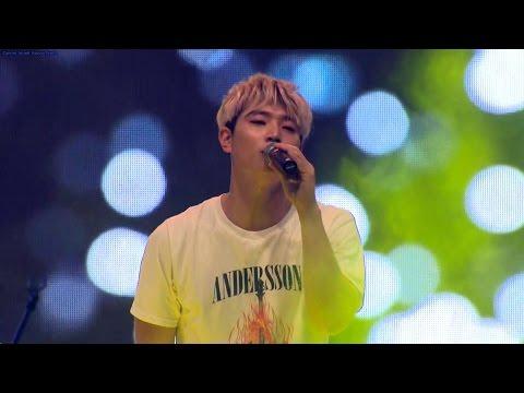 [LIVE] Jeong Jinwoon(정진운) 'You Walking Toward Me' KT Concert Stage 청춘해 (부산대, 걸어온다)