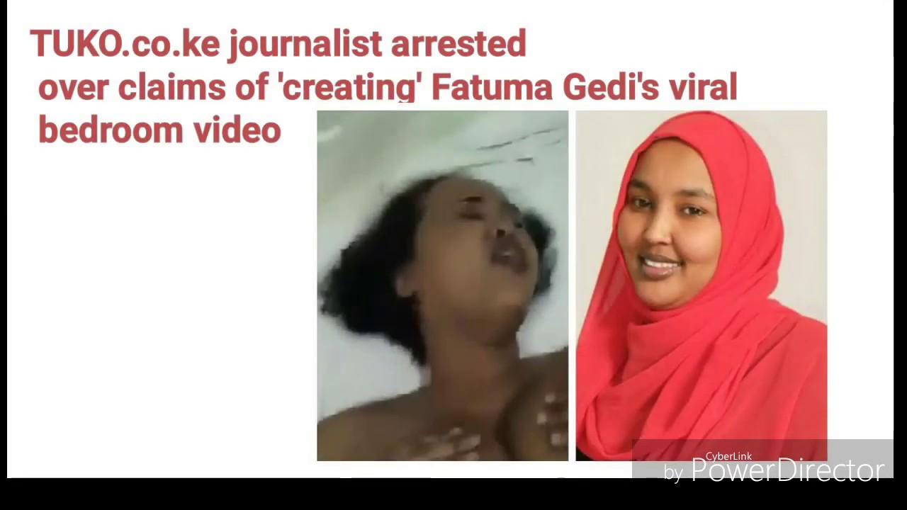 EXPOSED!!! Wajir women representative `Fatuma Gedi` leaked