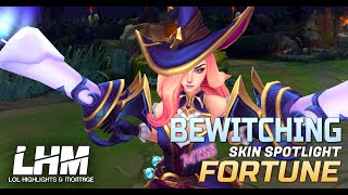 Bewitching Miss Fortune Skin Spotlight 🔥 NEWEST (HALLOWEEN) SKIN IN PBE 🔥 - League of Legends