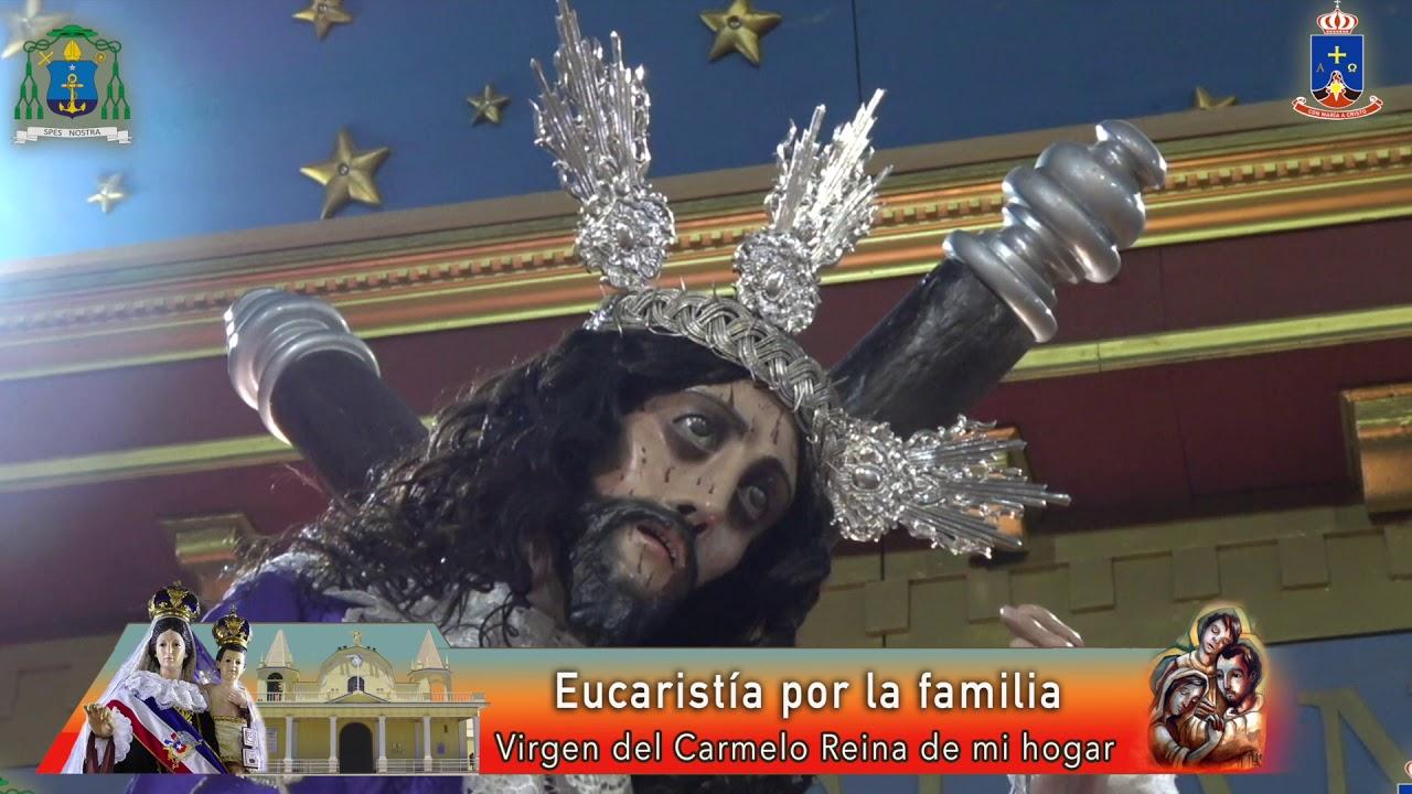 Liturgia de Oración por la Familia - 11 de Julio -Fiesta Nuestra Señora del Carmen de la Tirana 2020