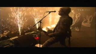 lordi - Rock The Hell Outta you (live raumanmeri 2003)