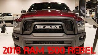 2018 RAM 1500 REBEL OC AutoShow