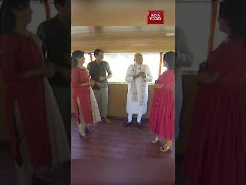 PM Modi explains how social media trolls Anjana Om Kashyap