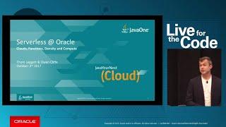 Serverless at Oracle