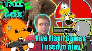 5 Flash Games From Childhood - Things Were Simpler and Bad then - Tall Fox Reviews