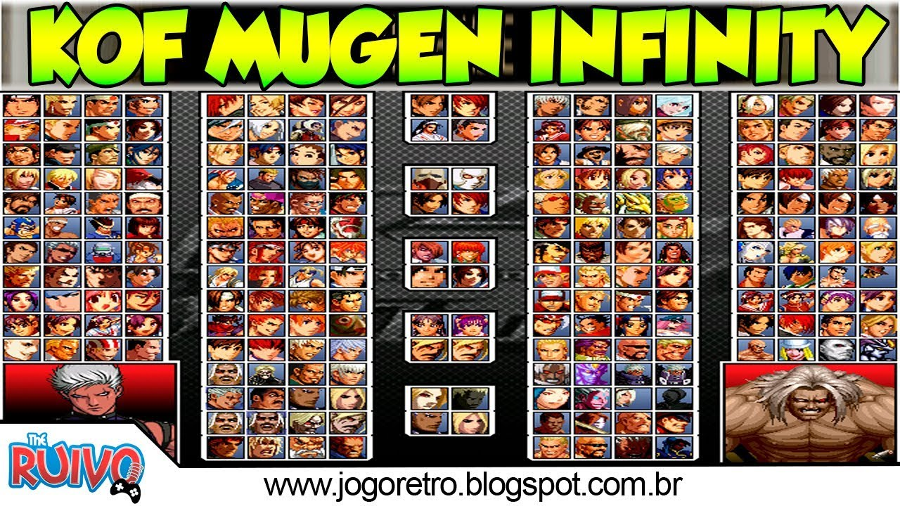 The King of Fighters Infinity Mugen Edition