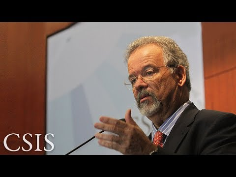 Global Leaders Forum: A Conversation with Brazilian Minister of Defense Raul Jungmann