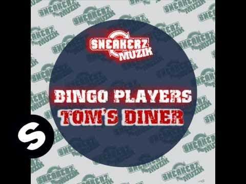 Music video Bingo Players - Tom's Diner