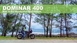Dominar 400 Real Quezon Ride