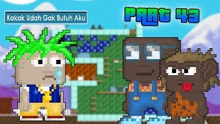 Kisah Kakak Adik New Series part 43 GROWTOPIA INDONESIA