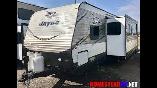 2018 JAYCO 28BHBE JAYFLIGHT ELITE BUNKHOUSE TRAVEL TRAILER OHIO CAMPER RV DEALER www.homesteadrv.net