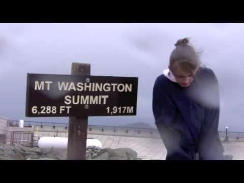 Mt Washington Auto Road - Worst Weather in the World