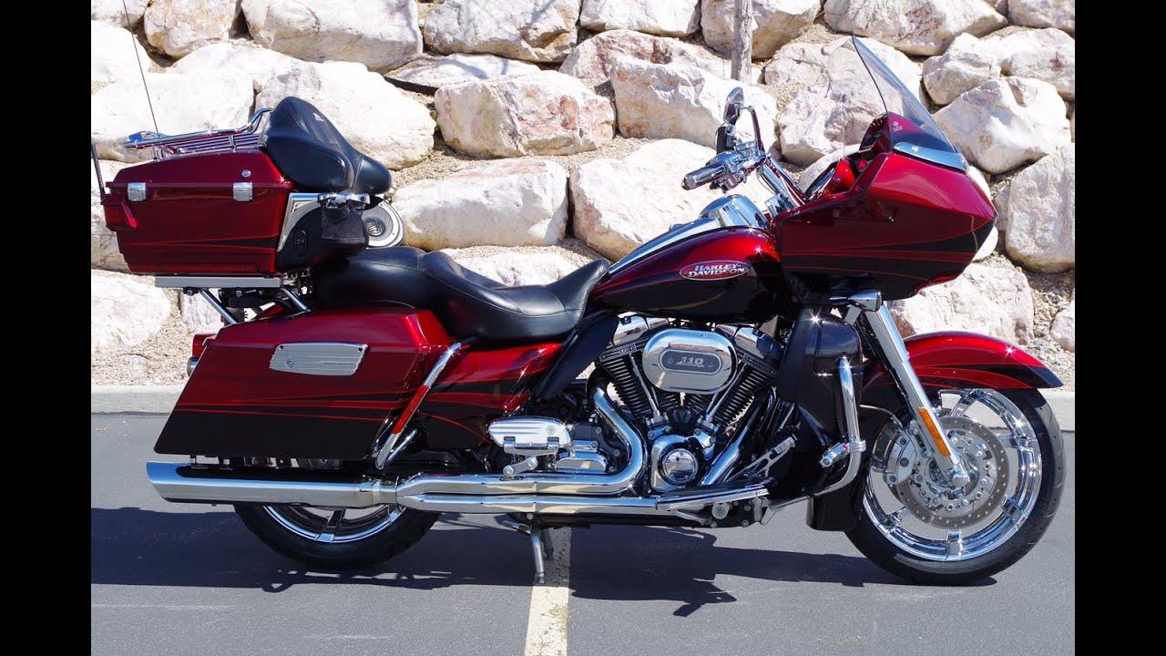 Harley Davidson Road Glide For Sale >> FOR SALE 2011 Harley Davidson FLTRUSE Ultra Road Glide CVO Touring Custom Motorcycle 110 Motor ...