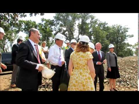 Lantern Hill Offers Tour of Construction Site for Elected Officials