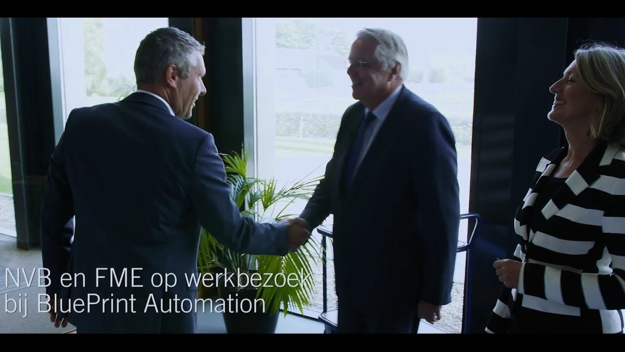 Werkbezoek chris buijink en ineke dezentj aan blueprint werkbezoek chris buijink en ineke dezentj aan blueprint automation in woerden malvernweather Choice Image
