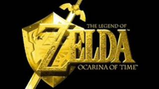 Zelda Ocarina Of Time - Zelda's Lullaby