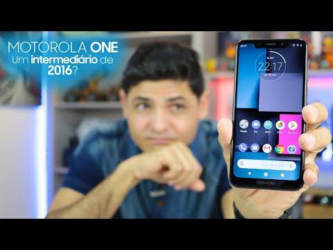 Motorola One - ALGUNS DIAS DE USO! ESPERAVA UM POUCO MAIS DELE 🤔