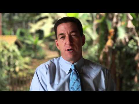 Whistleblower Award 2013 - Glenn Greenwald honorific speech for Edward Snowden
